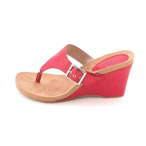 Style & Co. Womens CHICK Open Toe Casual Platform Sandals