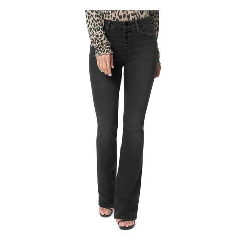JOE'S Womens Black Boot Cut Jeans Size 26 Waist