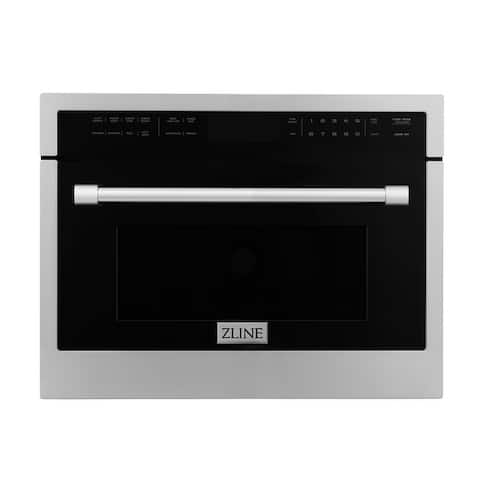 "ZLINE 24"" Microwave Oven in Stainless Steel - 24 in"