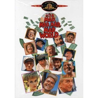 It's a Mad Mad Mad Mad World (1963) [DVD]