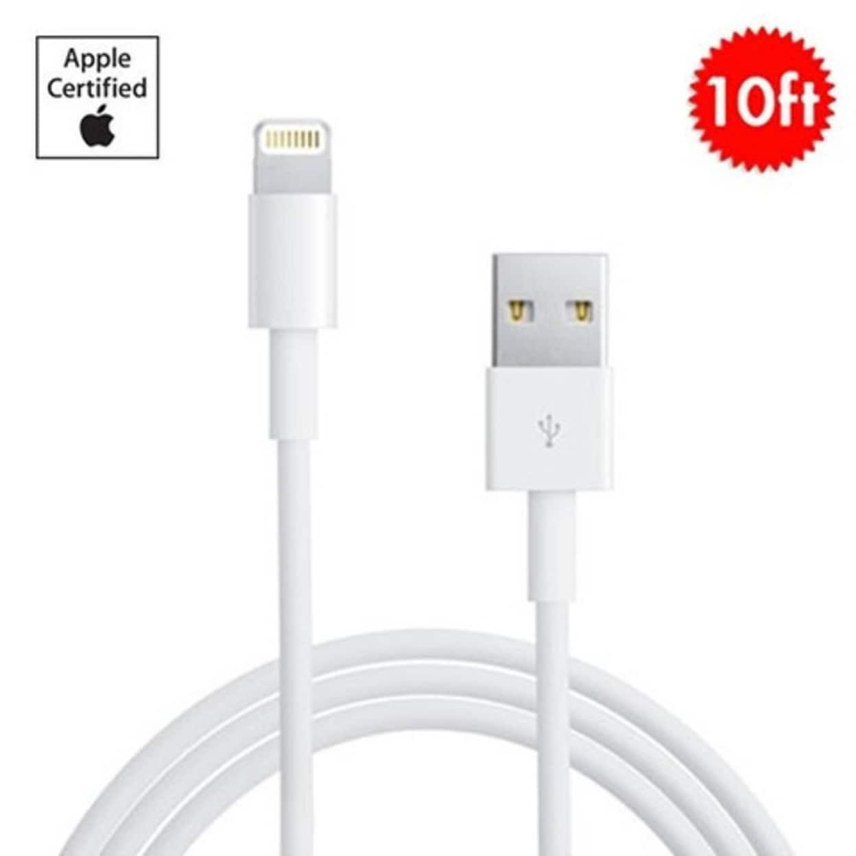6 Feet OEM Genuine Apple USB Sync Data Charging Cord Cable