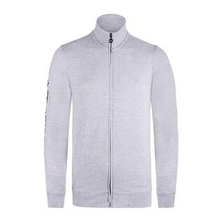 Armani Men's Luca Knit Zip Up Sweater