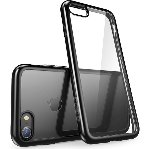 iPhone 7 Case, Scratch Resistant, i-Blason Clear Halo Series for Apple iPhone 7 Cover 2016 Release-Clear