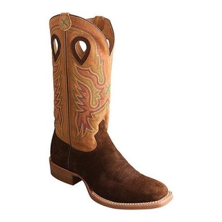 Shop Twisted X Boots Men S Mrs0045 Ruffstock Cowboy Boot