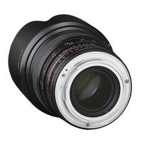 Rokinon 50M-C 50mm F1.4 Lens for Canon Cameras, Pack of 1