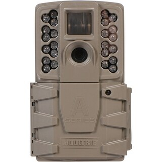 Moultrie MCG-13201 A-30 Game Camera with 720p HD Video & Multishot, Time-lapse, Hybrid Modes