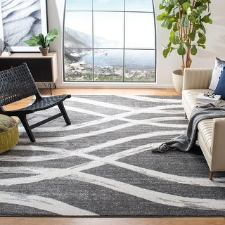 Safavieh Adirondack Lelia Modern Abstract Distressed Rug