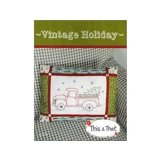 This & That Vintage Holiday Ptrn
