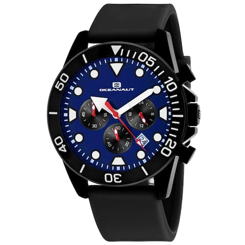 Oceanaut Men's Naval Blue Dial Watch - OC1311
