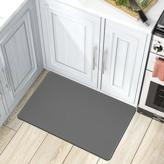 Link to Solid Anti Fatigue Standing Mat Similar Items in Transitional Rugs