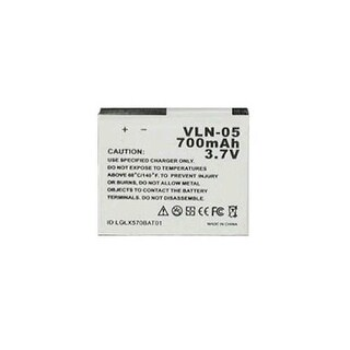 LG AX565, LG AX830, LG KE970, LG LX570 Standard Replacement Li-Ion Battery 700 m