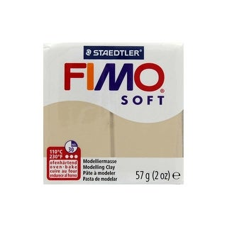 Fimo Soft Clay 57gm Sahara
