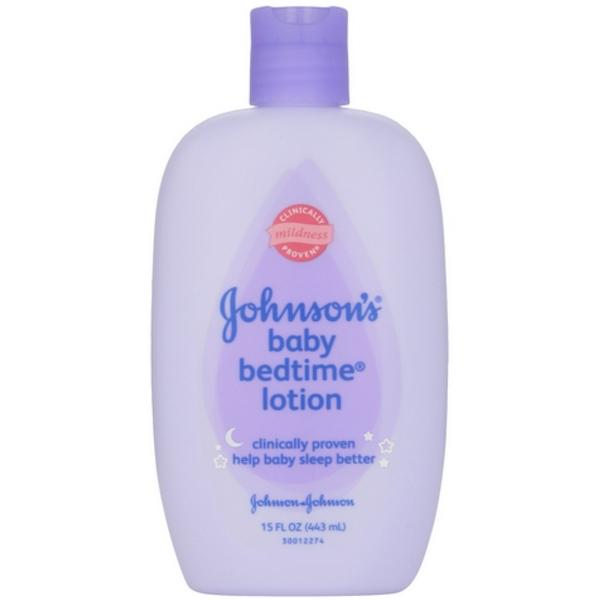 JOHNSON'S Bedtime Lotion 15 oz