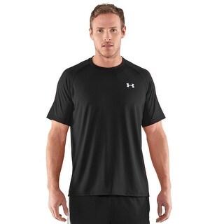 Under Armour Men's UA Tech Short Sleeve T-Shirt Tee 1228539, Steel