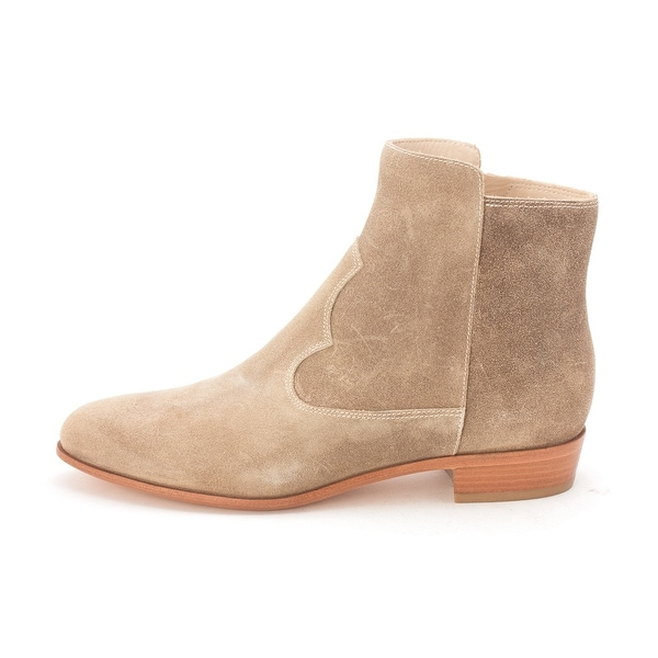 Cole Haan Womens Haydensam Closed Toe Ankle Fashion Boots - 6