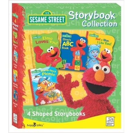 Sesame Street Storybook Collection
