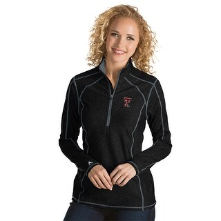 Texas Tech University Ladies Tempo 1/4 Zip Pullover