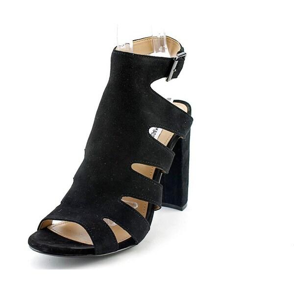 Steve Madden Caliie Women Open Toe Suede Sandals