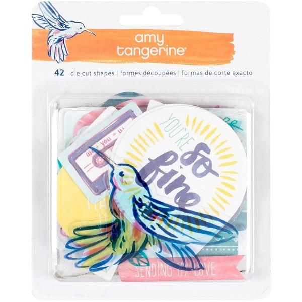 Amy Tan Better Together Acetate & Cardstock Ephemera 42/Pkg-