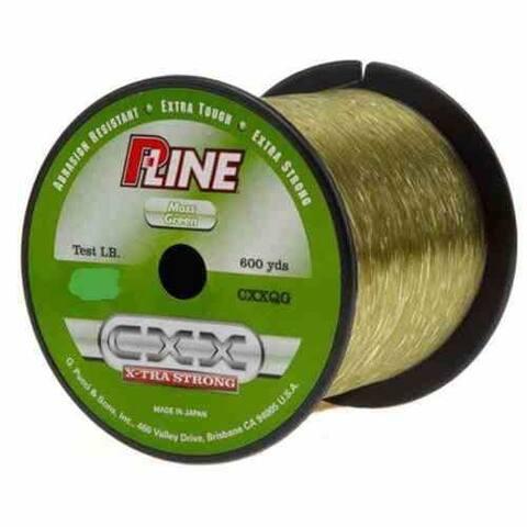 P-Line CXX-XTRA Moss Green 1/4lb 15lb