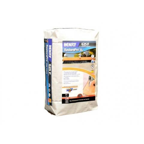 HERNY 16363 RestorePro Concrete Resurfacer, #625, 20 Lb