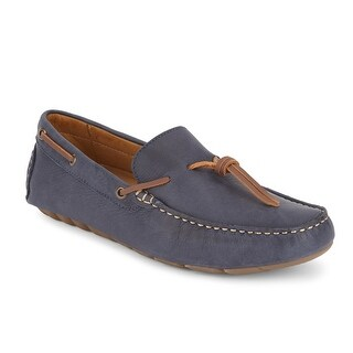 G.H. Bass & Co. Mens Wright Leather Casual Driver Loafer Shoe