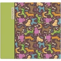 Cute Doggie Post Bound Album 12''X12''-