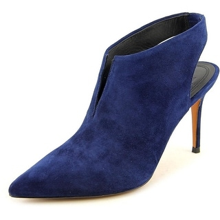 Marc Fisher Talia Women Pointed Toe Suede Bootie