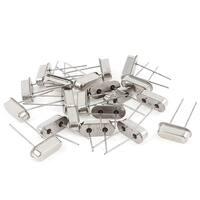 Unique Bargains 20 Pcs 2Pins 27MHZ 27.000MHz Frequency Passive Quartz Crystal Oscillators HC-49S