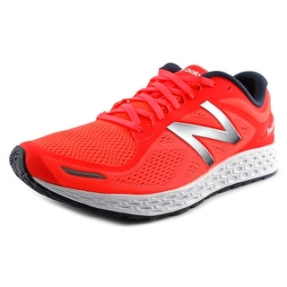 New Balance ZANT Women D Round Toe Synthetic Orange Running Shoe