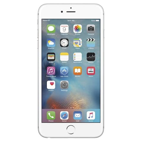Apple iPhone 6s Plus 16GB Unlocked GSM 4G LTE 12MP Cell Phone (Certified Refurbished)