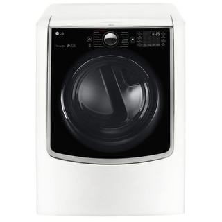 LG DLGX9001 9 Cu. Ft. 29 Inch Wide Energy Star Rated Gas Dryer with Turbo Steam Technology