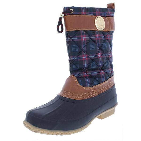 0084c7c528145 Shop Tommy Hilfiger Womens Arcadia Rain Boots Rubber Duck - 6 Medium ...