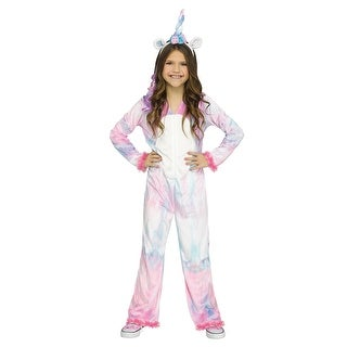 Girls Magical Unicorn Halloween Costume