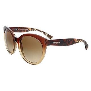 Polo Ralph Lauren RA5211 151413 Brown Gradient Cat Eye sunglasses - Brown Gradient - 53-19-135