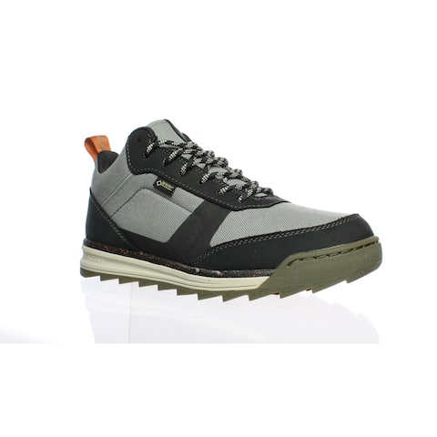 Volcom Mens Kensington Gtx Slate Grey Hiking Shoes Size 7