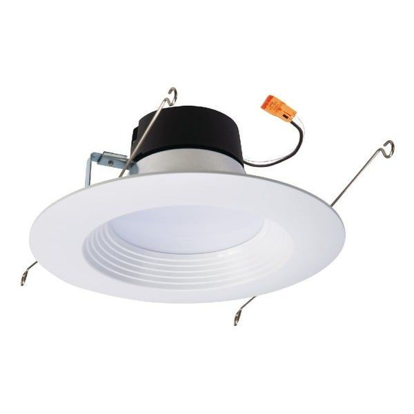 Eaton Lighting LT560WH6935 Halo 5  / 6  Retrofit Soft White LED Recessed ...  sc 1 st  Overstock & Shop Eaton Lighting LT560WH6935 Halo 5