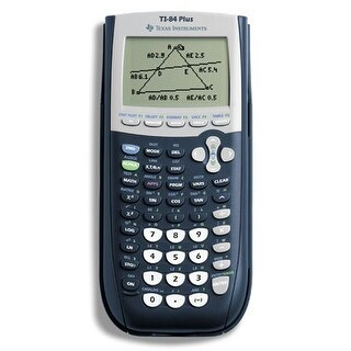 Texas Instruments 84Pl/Tbl/1L1/A Ti 84 Plus Graphics Calculator