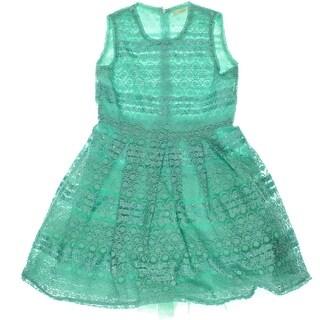 Soprano Girls Lace Party Dress - XL