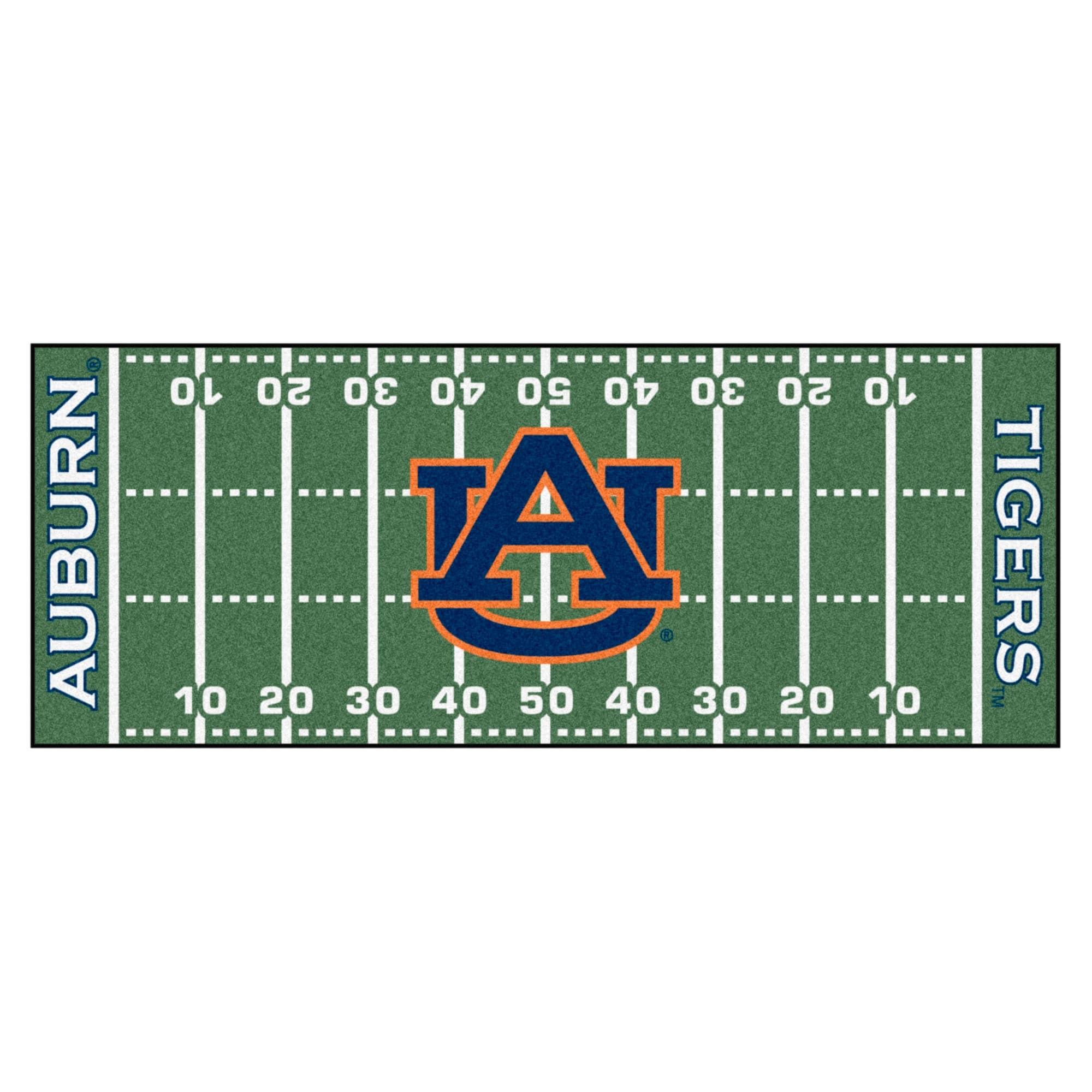 Auburn University Football Field Runner