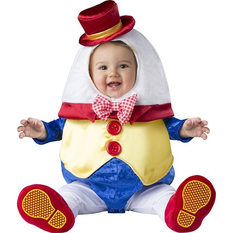 Humpty Dumpty Baby Costume