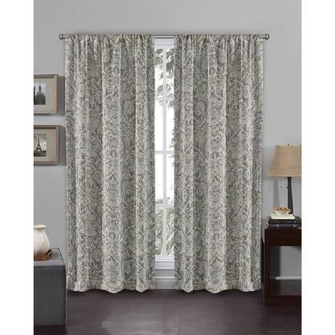 Miranda Light Filtering Window Curtain Panel