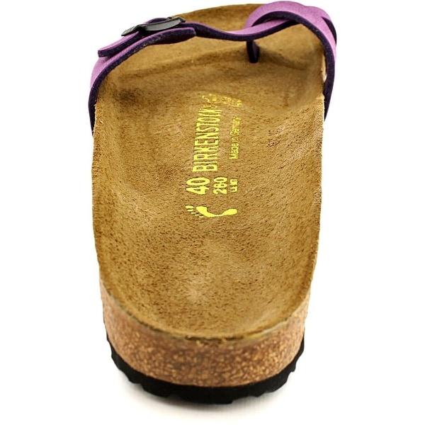 Shop Birkenstock Piazza NS Open Toe Synthetic Slides Sandal