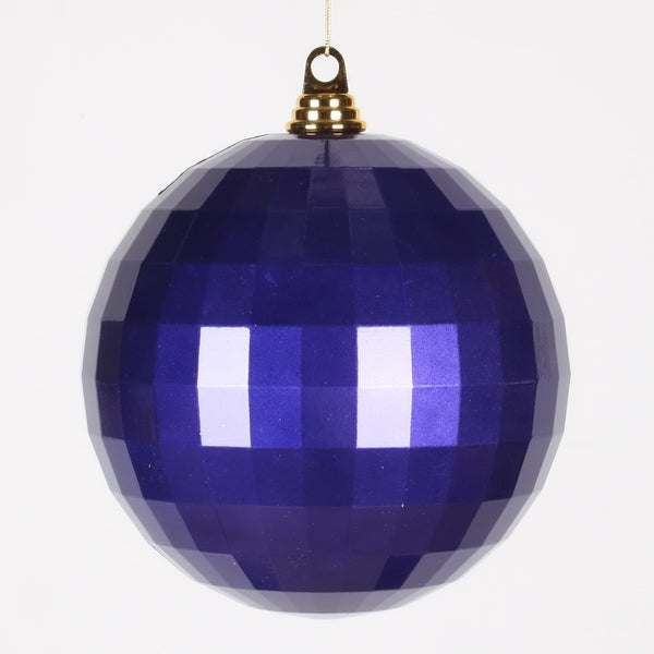 8'' Purple Candy Mirror Ball 1/Bag