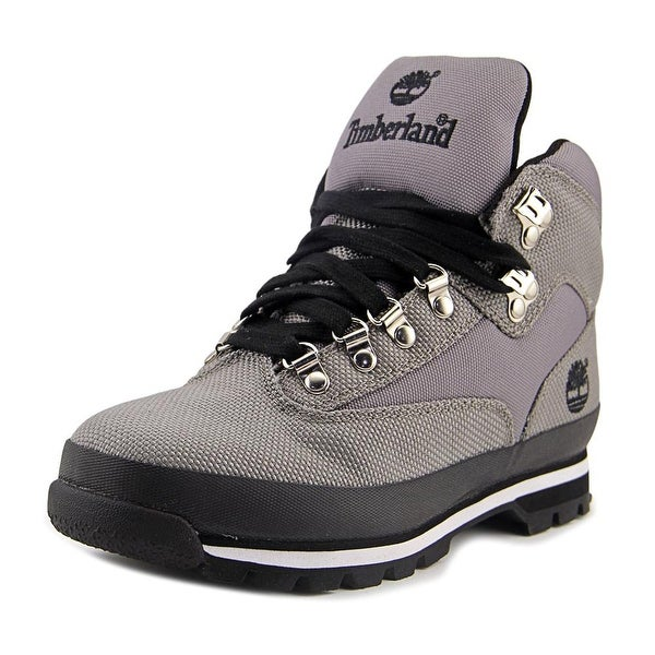 be4c543372b Shop Timberland Euro Hiker Round Toe Canvas Hiking Boot - Free ...