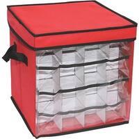 Dyno Seasonal Solutions 64 Ct. Orna. Storage Box 77015-1 Unit: EACH