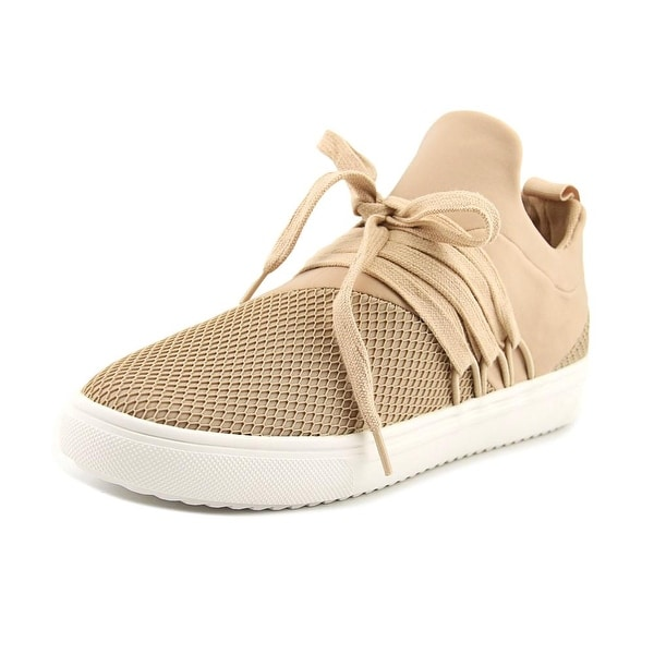 70887a05c8a55 Shop Steve Madden Lancer Blush Sneakers Shoes - Free Shipping On ...