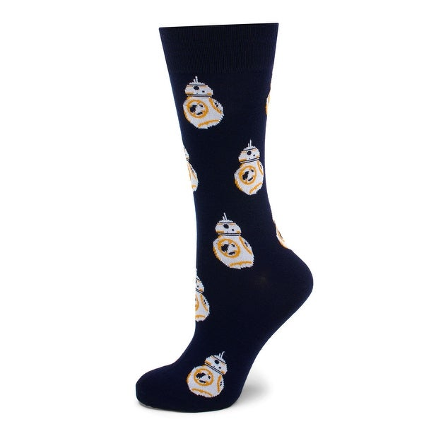 BB-8 Navy Socks