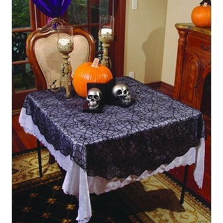 Spider Lace Table Cloth