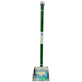 Poopy Products 711-7 Pooper Scooper Bucket & Shovel, Stainless Steel